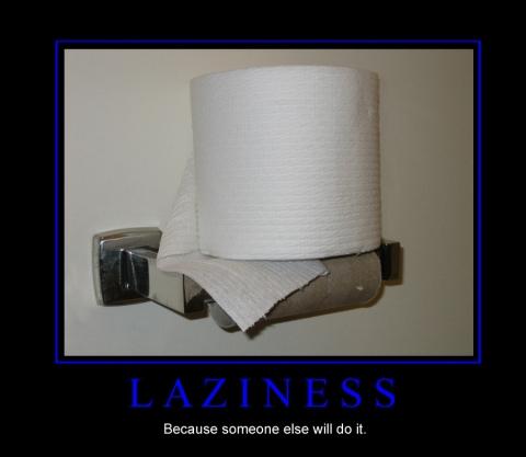 lazy1